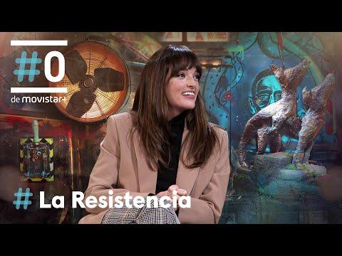 LA RESISTENCIA - Entrevista a Susana Abaitua   #LaResistencia 22.02.2021