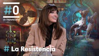LA RESISTENCIA - Entrevista a Susana Abaitua | #LaResistencia 22.02.2021