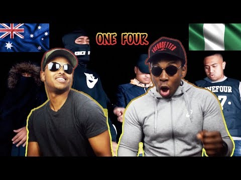 THEY'RE BACK 🇬🇭 | Spot the Difference - ONEFOUR - REACTION