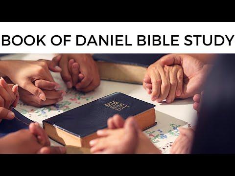 Book of Daniel Bible Study Chapter 1 Part 2