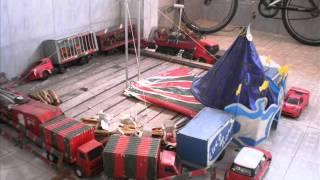 Demonstração Montando o mine circo