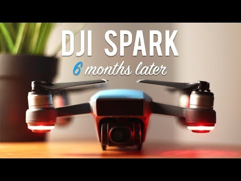 DJI Spark - 6 Months later (REVIEW)