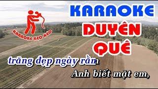 Karaoke Duyên Quê