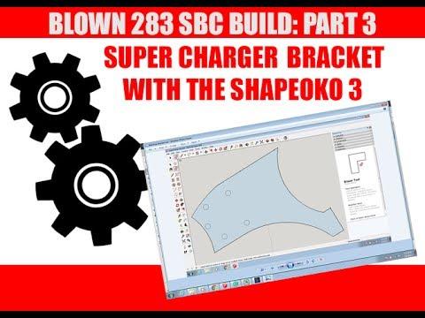 Shapeoko 3 Gets an Enclosure in Blown 283 SBC Build Part 3