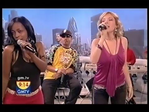 Sergio Mendes - The look of love GMTV 2004