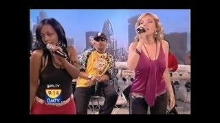 Sergio Mendes The look of love GMTV 2004