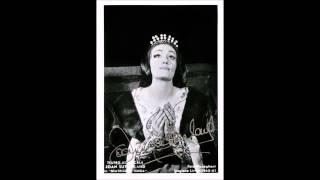 Bellini - Beatrice di Tenda - Ma la sola, ohimè! son io - Joan Sutherland (Scala, 1961)