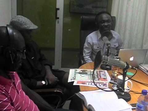 Lawyer Yaw Oppong on Radio XYZ 93.1 FM's The Analyst.AVI