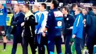 Napoli-Inter: tutta l