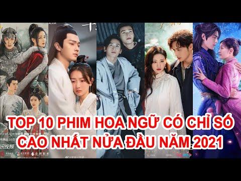 Top 10 Phim Hoa Ngữ Có Chỉ Số Cao Nhất Nửa Đầu Năm 2021 | Phim Cổ Trang 1