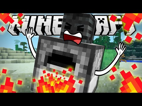 Minecraft | THE EVIL BLOCKS!! | Custom Command