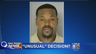 Police Chief Stands By Officer Who Arrested Steelers Asst. Coach Joey Porter
