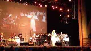 """Earth Song"" - Chloë Agnew & Ethan Bortnick - Power of Music 28th June 2014"