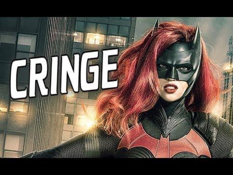 Batwoman Trailer Is CRINGE