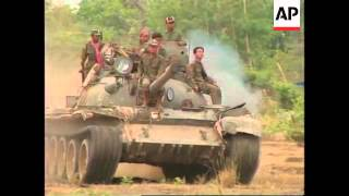CAMBODIA: LAST KHMER ROUGE TROOPS READY TO SURRENDER