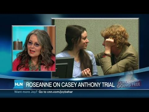 CNN Official Interview: Roseanne: I was angry Casey got off