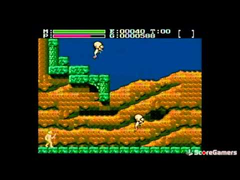 Faxanadu Wii Virtual Console
