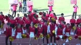 福建中學2015-2016 運動會啦啦隊 (紅社)
