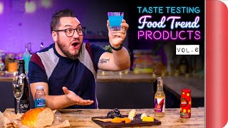 Taste Testing The Latest Food Trend Products Vol. 6