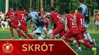 Skrót meczu Widzew - Zawisza Rzgów 4:0