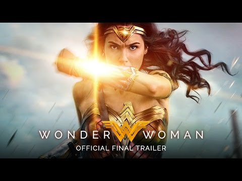 WONDER WOMAN – Rise of the Warrior [Official Final Trailer] on YouTube