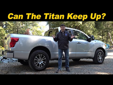 The 2020 Nissan Titan Needs More Than A Refresh