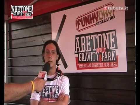 Abetone downhill in MTB