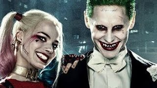 Harley Quinn And The Joker Go