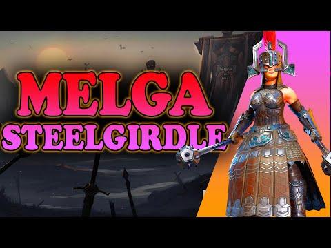 Melga Steelgirdle Dwarf MUST HAVE Champion   Raid Shadow Legends