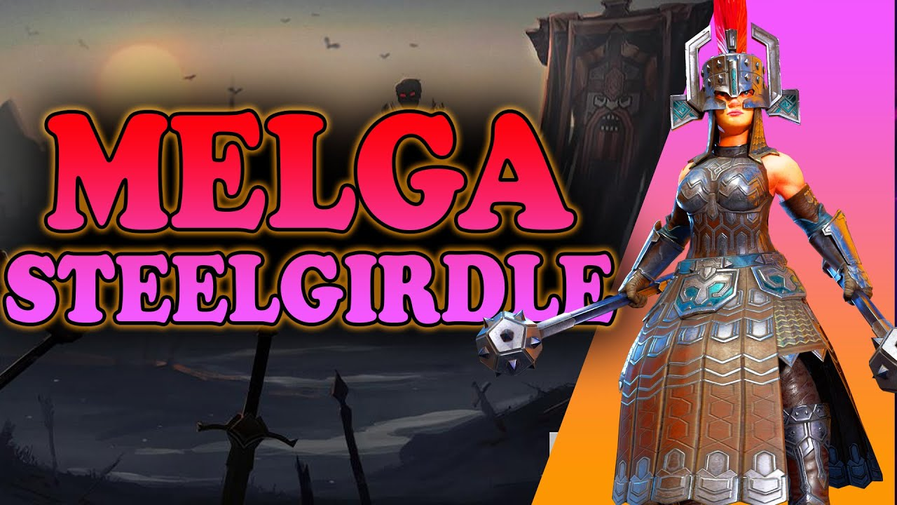 Download Melga Steelgirdle Dwarf MUST HAVE Champion | Raid Shadow Legends