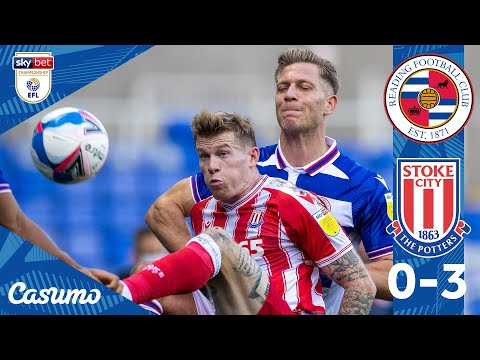 Reading Stoke Goals And Highlights