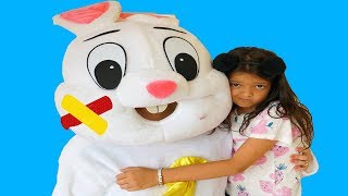 Sick Song | Bunny has a cold - children songs