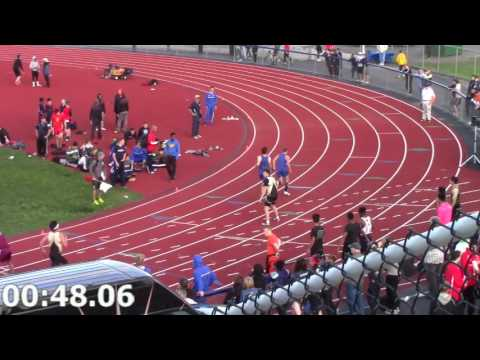 2016-05-12 UE Conference Boys FrSo 4x200m