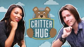 Critter Hug Premieres Monday, May 4th!