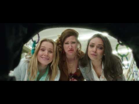 Supermarket Scene [Bad Moms]