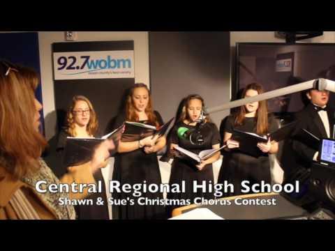Central Regional High School   Shawn & Sue's Christmas Chorus Contest 2016