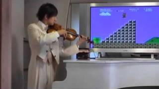 Repeat youtube video Violin Super Mario!!!!!