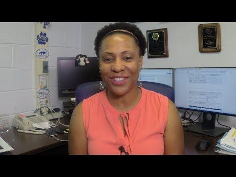 Meet the Principal of West Potomac High School