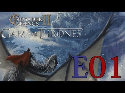 CK2 Game of Thrones (Valyria) - E01 - Aegon Targaryen