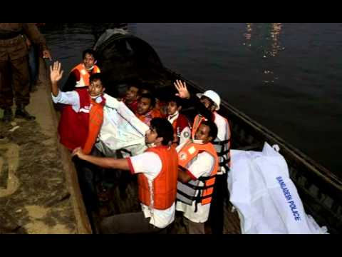 69 Dead After Bangladesh Ferry Capsizes