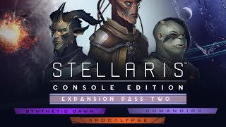 Stellaris   Console Expansion Pass 2; Includes Massive Changes And Three New Expansions