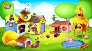 Động vật trang trại - Trò chơi dành cho trẻ em