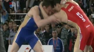 Виктор Лебедев стал 6-кратным чемпионом России