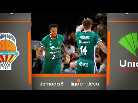 7DAYS EuroCup Finals Game 1: Valencia Basket-Unicaja Malaga, Game Recap from YouTube · Duration:  3 minutes 8 seconds