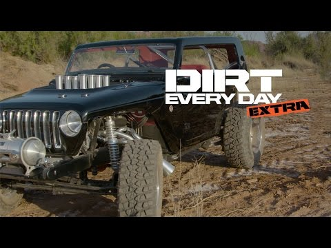 Thumbnail: Quicksand Concept Jeep - Dirt Every Day Extra