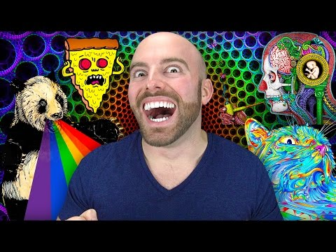 The 10 CRAZIEST DRUGS You Never Knew Existed! Part 2