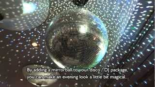 Mirrorball option - from Big Night Out