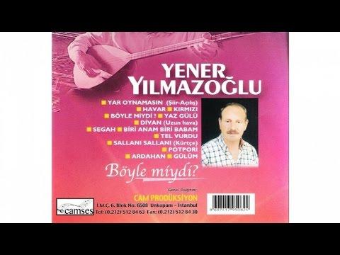 Yener Yılmazoğlu - Kırmızı