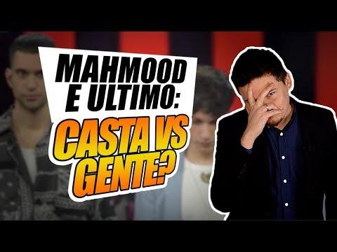 Mahmood e Ultimo: l'ossessione del duello CASTA-GENTE