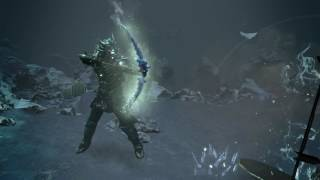 Path of Exile - Hydra Supporter Pack Armour Set and Weapon Effect